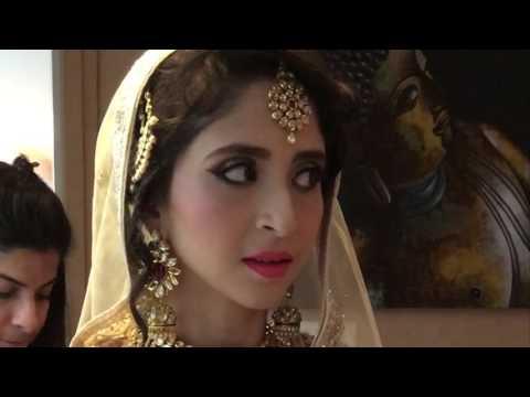 Video BRIDAL MAKEUP PAKISTANI ASIAN NIKAAH LOOK REAL BRIDE download in MP3, 3GP, MP4, WEBM, AVI, FLV January 2017
