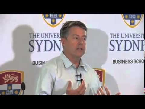 Short Talk by Steve Cadigan at Disrupt Sydney 2013