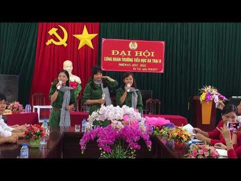 Cô gái Sài Gòn đi tải đạn - ĐH Công đoàn trường TH Ba Trại B 2017-2022
