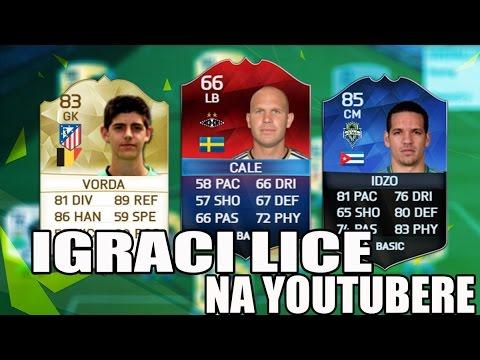 IGRACI KOJI LICE NA BALKANSKE YOUTUBERE   FIFA 16