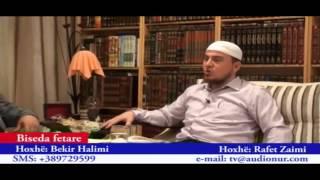 A i fshin Pendimi të gjitha gjynahet - Hoxhë Bekir Halimi dhe Hoxhë Rafet Zaimi
