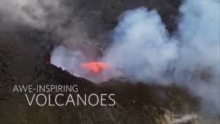 Hawaii Island Volcanoes