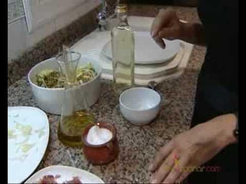 Imagen de: La ensalada de lentejas de laura