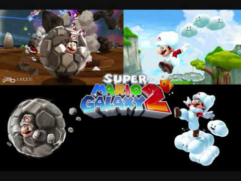 Super Mario Galaxy 2 Original Soundtrack OST - Bowser Jr.'s Fearsome Fleet