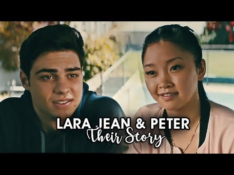 Peter K + Lara Jean | Their Story [To All The Boys I've Loved Before] (видео)