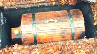 Video He Was Exploring The Woods When His Metal Detector Sounded Then He Dug Up This Mysterious Chest MP3, 3GP, MP4, WEBM, AVI, FLV September 2018