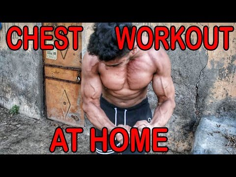 Fat burner - CHEST WORKOUT AT HOME (NO GYM)