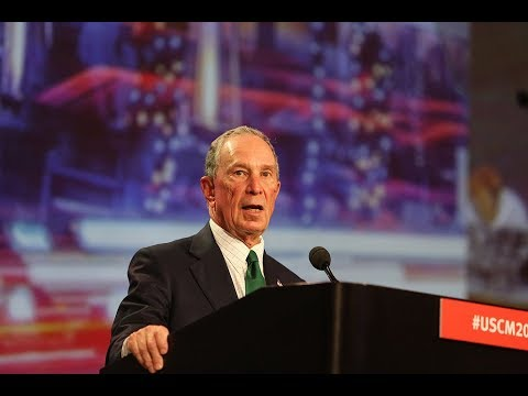 Former NYC mayor Bloomberg opens door to 2020 run for  president