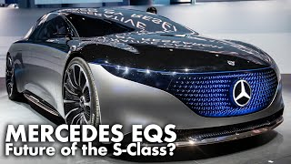 Mercedes Vision EQS: The Electric S-Class of Tomorrow   Carfection by Carfection