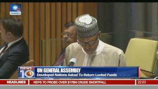 General Buhari Signs Paris Agreement On Climate Change