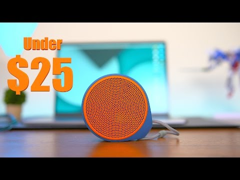 Top 5 Awesome Tech! (Under $25)