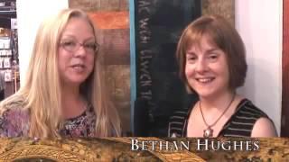 Birmingham Festival of Quilts, Celtic Fringe Exhibition and Interviews