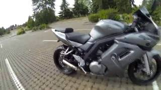 2. Loud sv1000 180mph top speed super fast!