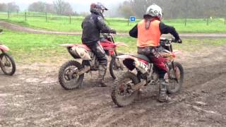 9. Honda cr 85 vs Honda crf 150