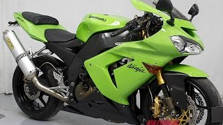 8. 2004 Kawasaki ZX-10R Ninja - National Powersports Distributors