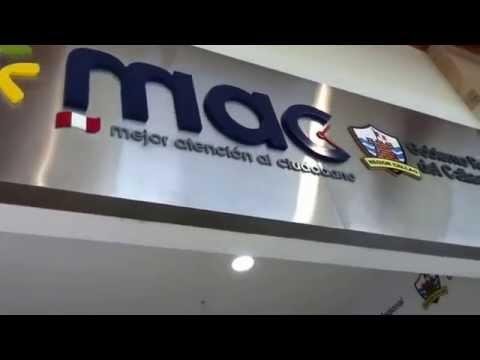 Sunat, Banco de la Nación, Onpe, Reniec,Migraciones,Indecopi TODO EN MAC