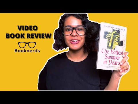 Book Review   The Hottest Summer in Years   Anuradha Kumar