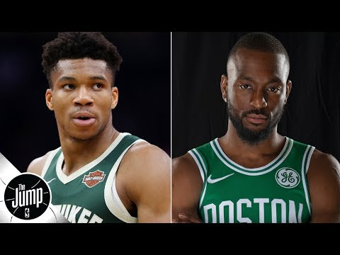 Video: Predicting the top four teams in the Eastern Conference: Giannis, Bucks to lead the way? | The Jump