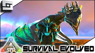 ARK: Survival Evolved - PSYCHO BOSS DISASTER! E9 ( Modded Ark Extinction Core )