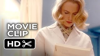 Grace Of Monaco Movie Clip   Hitchcock Meeting  2014    Nicole Kidman Movie Hd