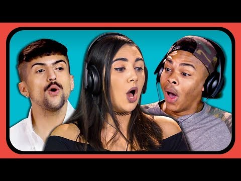 YOUTUBERS REACT TO 10 #1 MOST VIEWED YOUTUBE VIDEOS