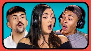 Video YOUTUBERS REACT TO 10 #1 MOST VIEWED YOUTUBE VIDEOS MP3, 3GP, MP4, WEBM, AVI, FLV Juli 2018