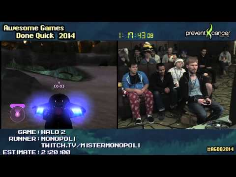 halo2 - Run Starts At: 0:09:05 ◅◅ Click to Skip the Setup More Info, Timestamps, & Highlights Below If you have any questions or comments about this run, or Halo 2 S...