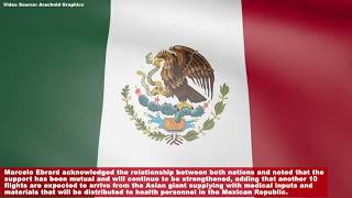 China and Mexico strengthen bilateral relationship