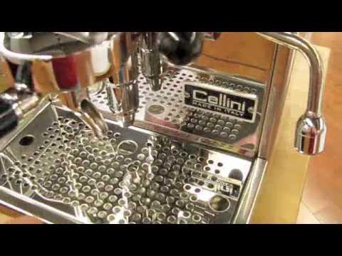 Rocket Cellini Semi Automatic Espresso Machine