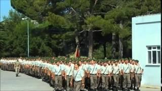 çanakkaleezine 3.jandarma er eğitim taburu yemin töreni 952 tertip