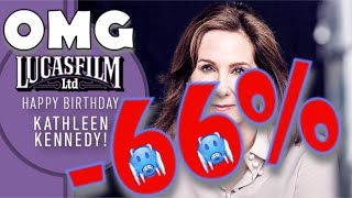 Video SOYLO A SOY WARS SOYRY HITS THE WALL AND EXPLODES WEEKEND 2! Happy Birthday KATHLEEN KENNEDY! MP3, 3GP, MP4, WEBM, AVI, FLV Agustus 2018