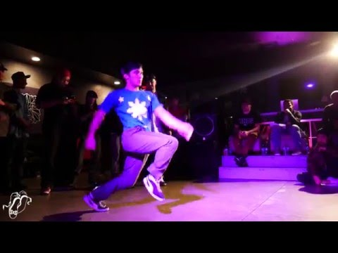 EVO/JAM vs PANDORA/CBASS | Freestyle Semi Finals | Crackin Beats | #SXSTV