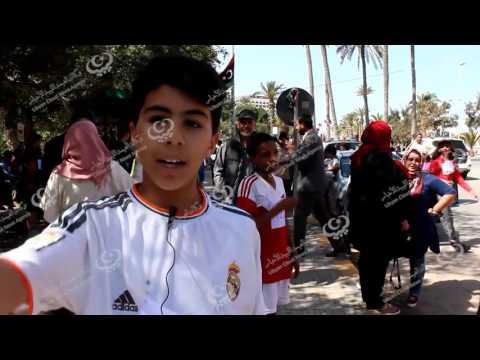 مارثون أطفال الوطن في طرابلس