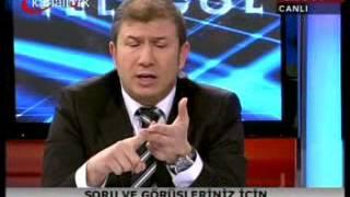 """""""NİYE LAN BEN"""" TANJU ÇOLAK TELEGOL 2009"""