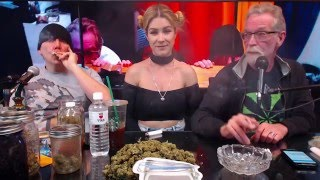 From Under The Seed Desk with Marijuana Man by Pot TV