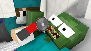 Nonton Monster School  Zombie At Dentist Challenge   Minecraft Animation Film Subtitle Indonesia Streaming Movie Download