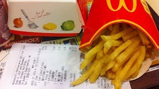 Video McDonald's Worker Reveals Why You Should Always Ask For A Receipt MP3, 3GP, MP4, WEBM, AVI, FLV Januari 2018