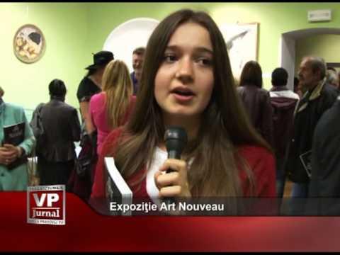 Expozitie Art Nouveau