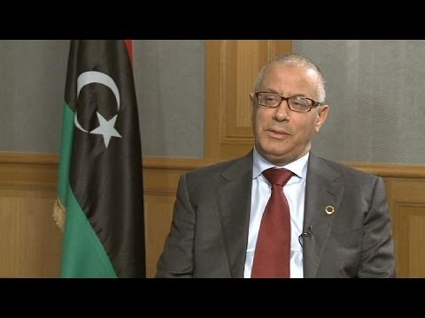 Ali Zeidan PM of Libya