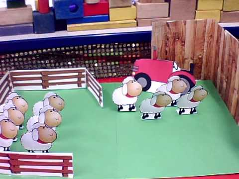 Farmer Pete song with animation by Sunshine Class (pupils aged 5 years)