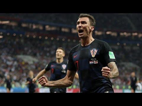 Finale du Mondial 2018 : Ce sera France-Croatie !