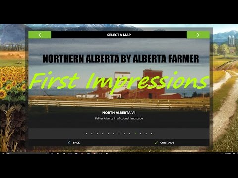 Northern Alberta V1