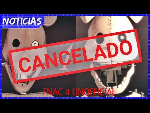 FNAC 4 No Oficial CANCELADO!! / Nueva Información importante