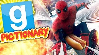 SPIDER-MAN HOMECOMING | Gmod Pictionary