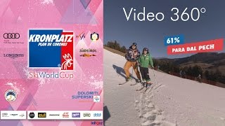 Video youtube dell'impianto sciistico Plan de Corones - Kronplatz