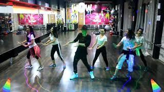 "Video Zumba "" Panama By Matteo /Bintang Fitness Sangatta ,Borneo MP3, 3GP, MP4, WEBM, AVI, FLV September 2018"