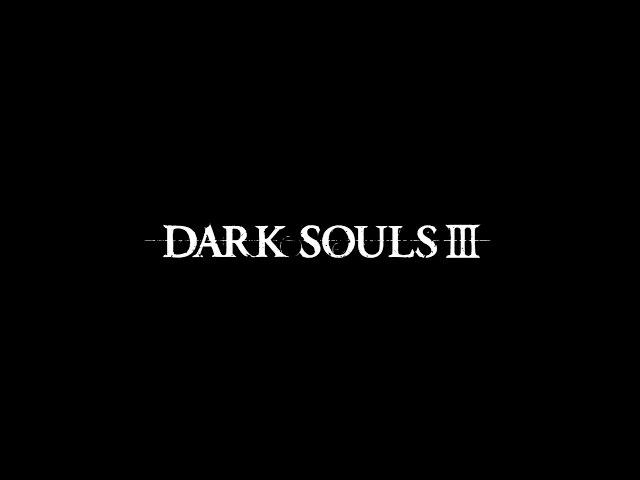 Видео к игре Dark Souls III
