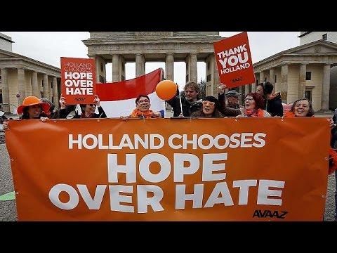 Κλίμα ευφορίας στην Ολλανδία την επομένη των εκλογών