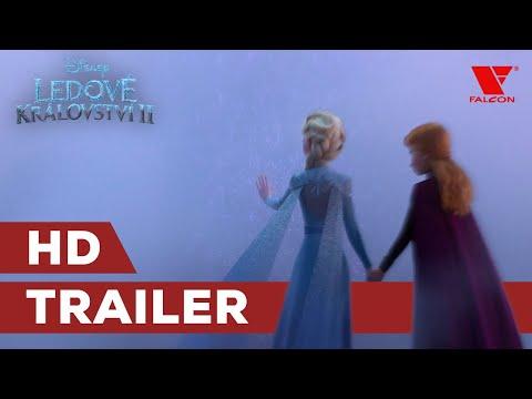 Animovaný film Ledové království II má nový trailer. Podívejte se!