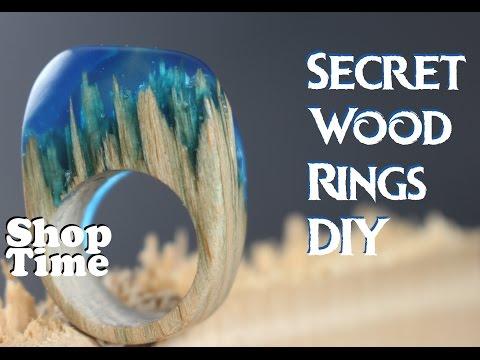 這男子把「一塊木掰斷後」竟然說要製作成戒指,本來想要嘲笑他的人最後都忍不住掏錢想購買!